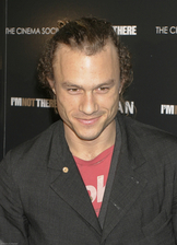 Heath Ledger Bio Photo