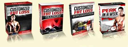 Kyle Leon Customized Fat Loss
