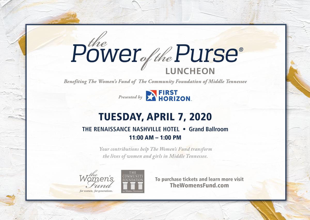 Power of the Purse Luncheon Nashville