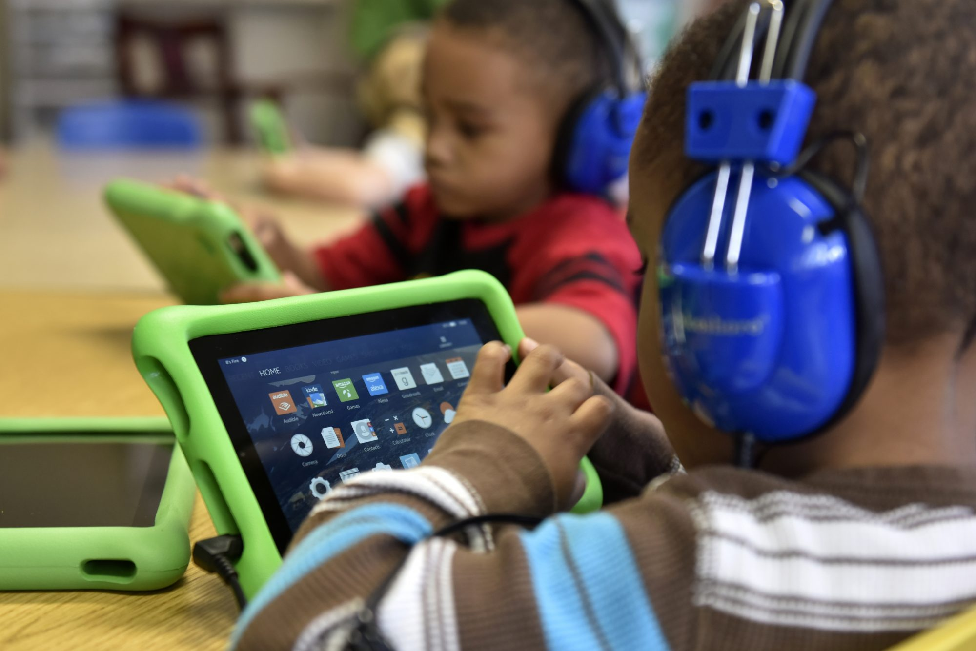 Digital Inclusion Fund benefits Nashville children