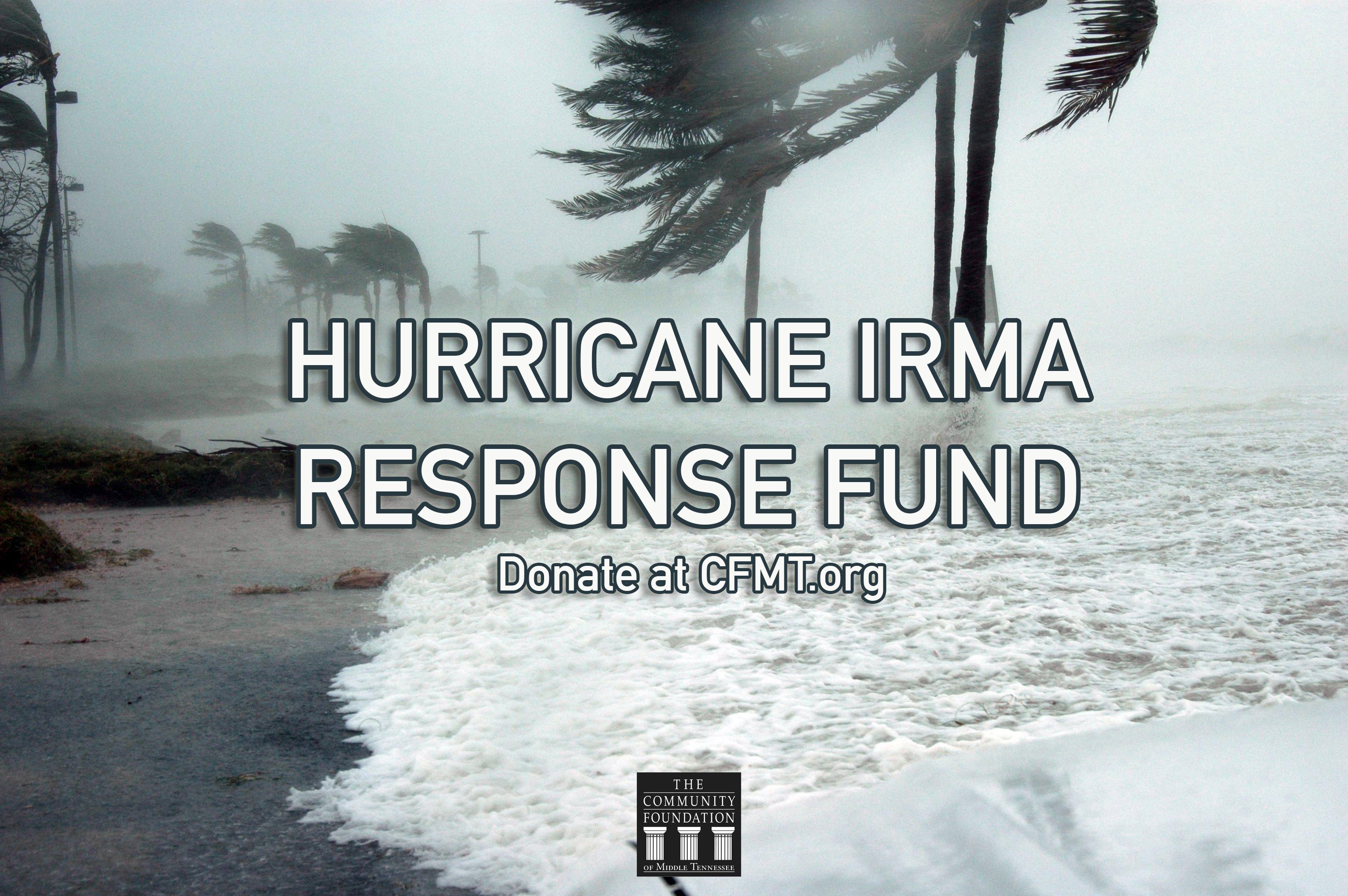 Hurricane Irma Response Fund