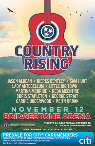 Country Rising in Nashville