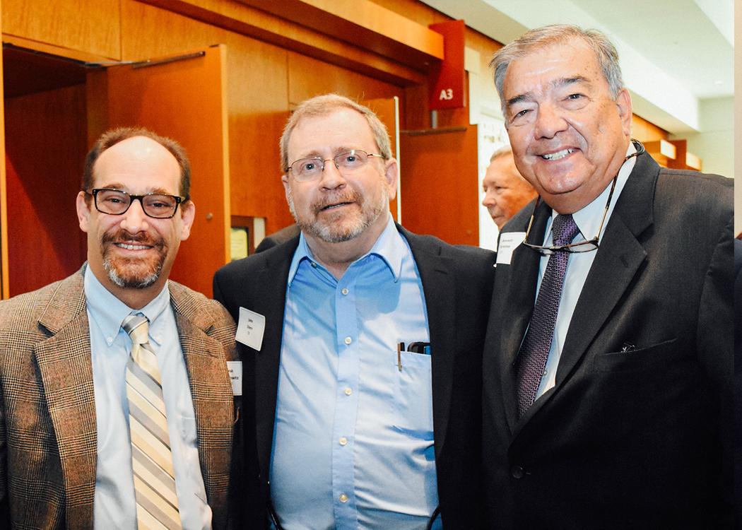 Jonah Rabinowitz, John Stern, Bennett Tarleton
