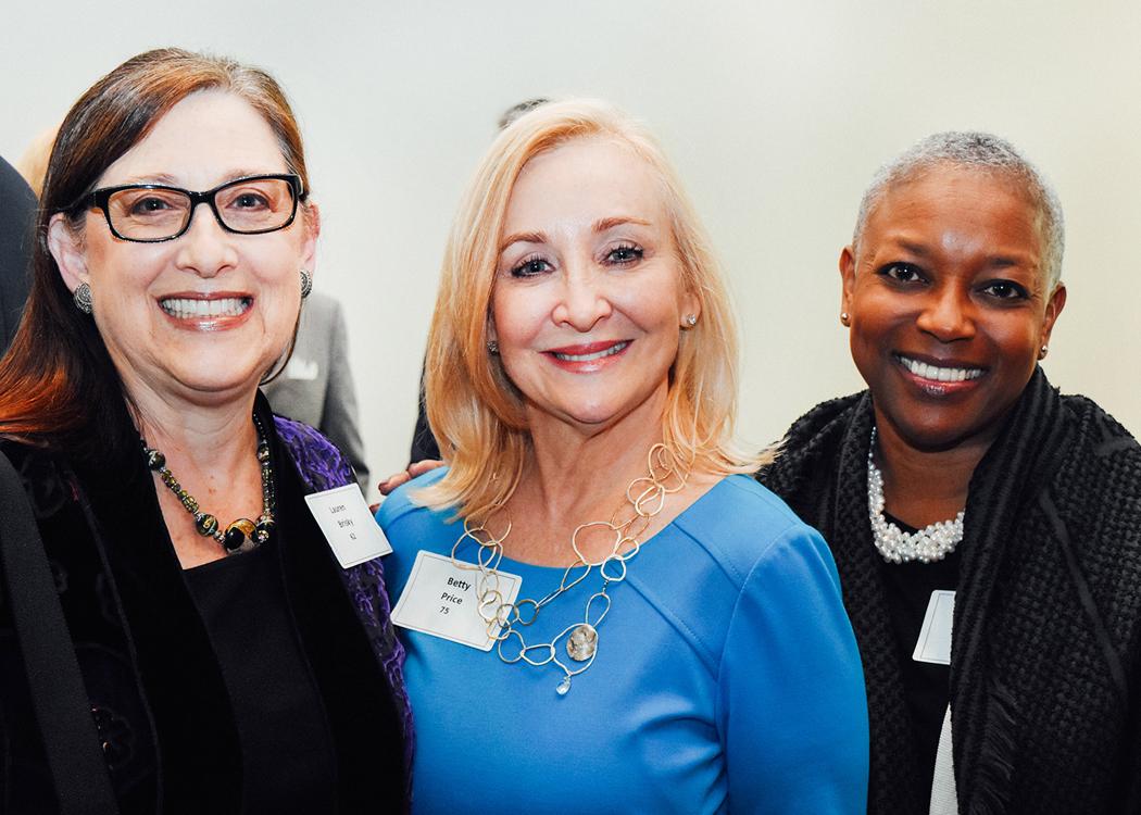 Lauren Brisky, Betty Price, Agenia Clark