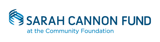 Sarah Cannon Fund at Community Foundation Logo\