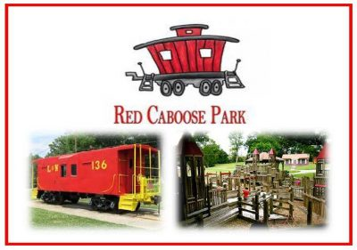 Red-Caboose-Park