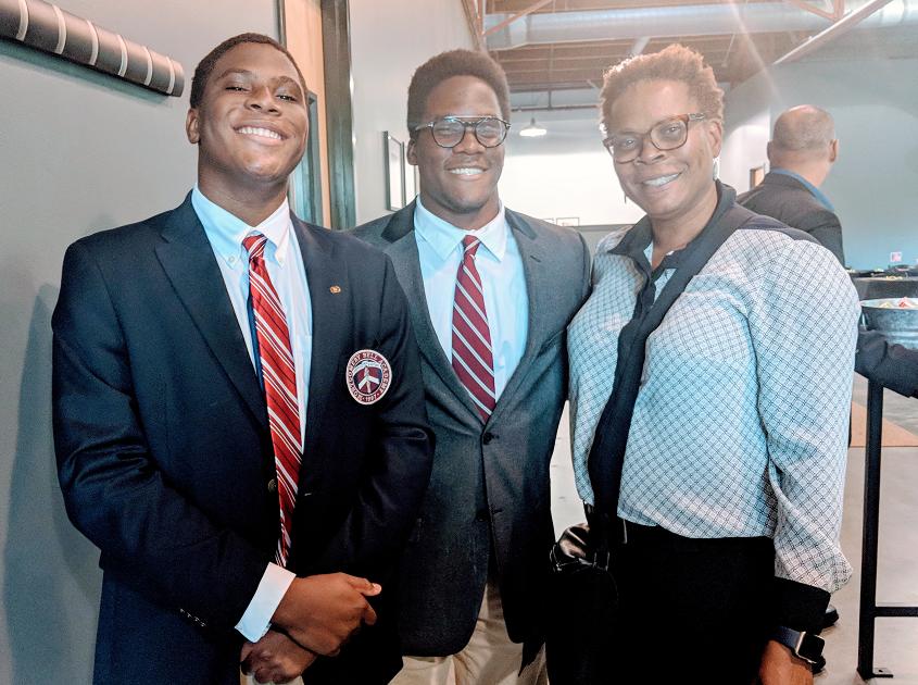 Kanayo Offodile - Brandon Key Scholarship Recipient