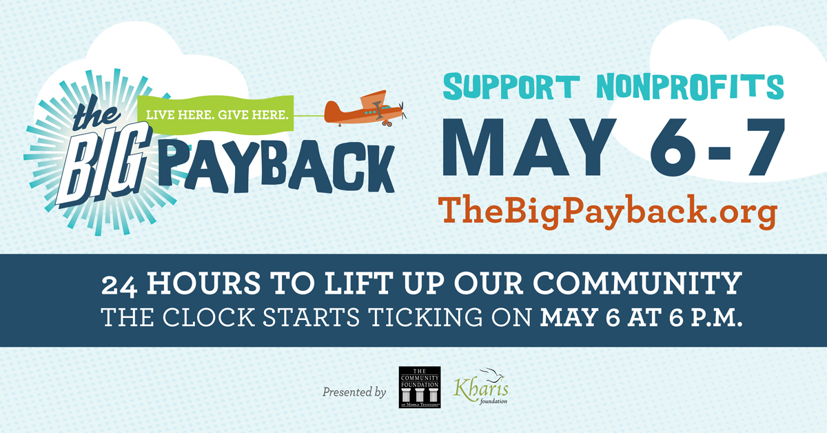 The Big Payback May 6-7