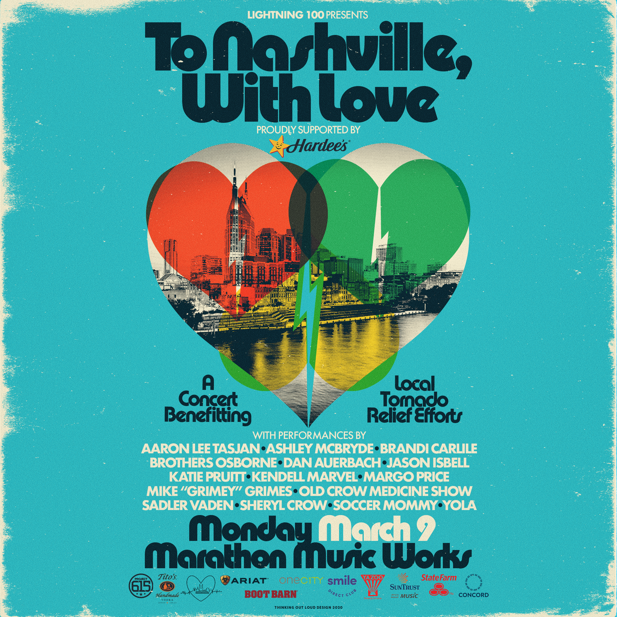 To Nashville With Love - Square Show Promo