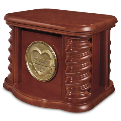 Hardwood Urn Collection