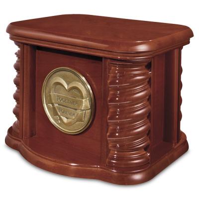 Hardwood Urn Collection