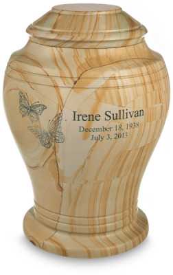 Marble Urn Collection
