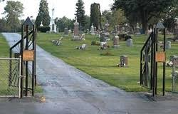 Holy Cross Cemetery - Joliet