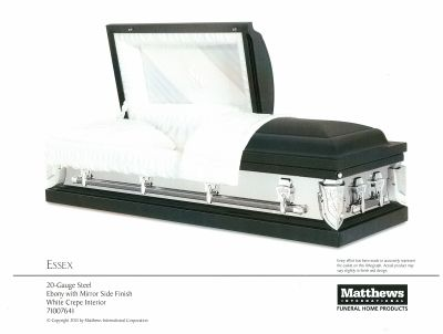 20-Gauge Steel Caskets