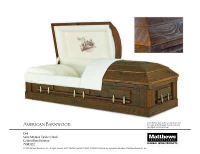 Hardwood Caskets