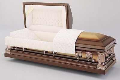 Bronze Caskets