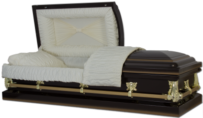 Clark Caskets (Included in Packages)