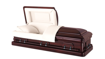 Wood & Veneer Burial Caskets