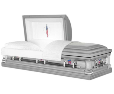 Metal Burial Caskets