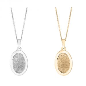 Sterling Silver or Gold