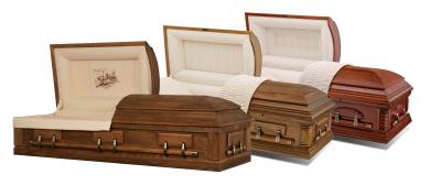 Wood Caskets