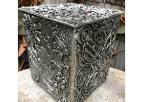 Don Drumm Urns and Memory Tiles