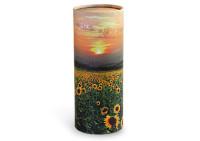 Sunflower Fields Scattering Tube
