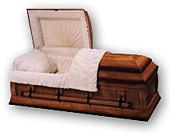Wood Veneer & Cremation Caskets