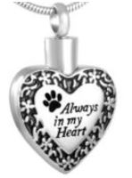017: Always in my heart w/ Paw print