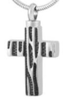 060: Black wood grain look Cross