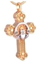069: Claddagh Cross