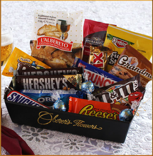 Chocolate Lover's Tray