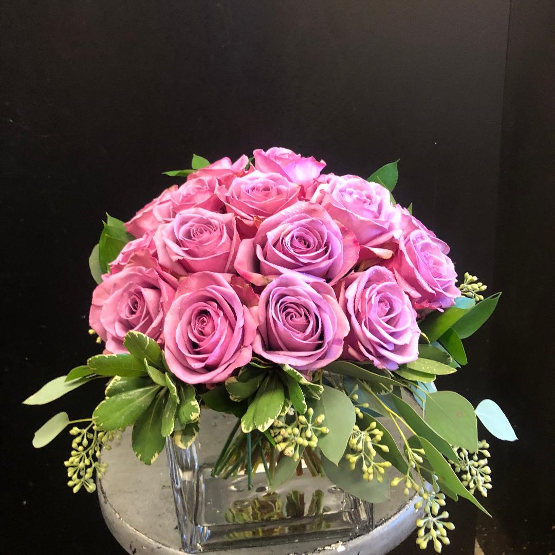 18 Rose Cluster