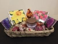 Spring Bulb Garden Basket
