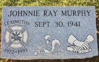 The Monument of Johnnie Ray Murphy