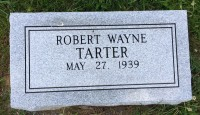 The Monument of Robert Wayne Tarter