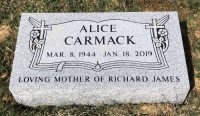 The Monument of Alice Carmack