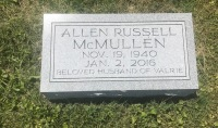 The Monument of Allen Russell McMullen