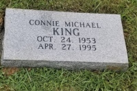 The Monument of Connie Michael King