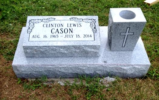 The Monument of Clinton Lewis Cason