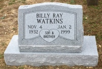 The Monument of Billy Ray Watkins