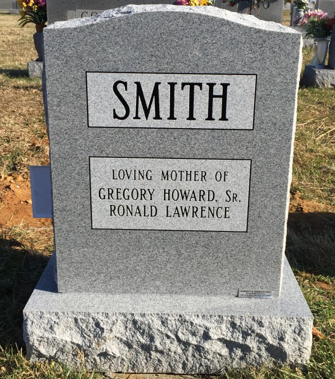 The Monument of Dewan Correll Smith
