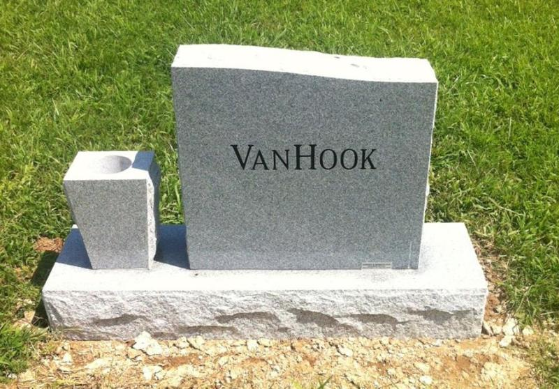 The Monument of Marsha Jean VanHook