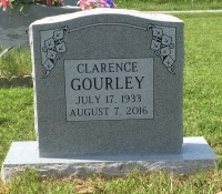 The Monument of Clarence Gourley