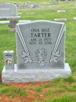 The Monument of Ona Mae Missy Tarter