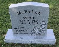 The Monument of Wayne McFalls