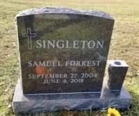 The Monument of Samuel Forrest Singleton