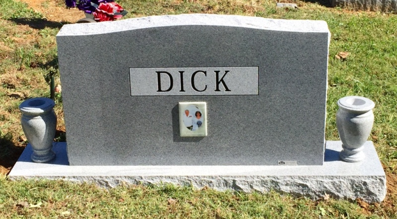 The Monument of Dexter & Bonnie Sue Dick