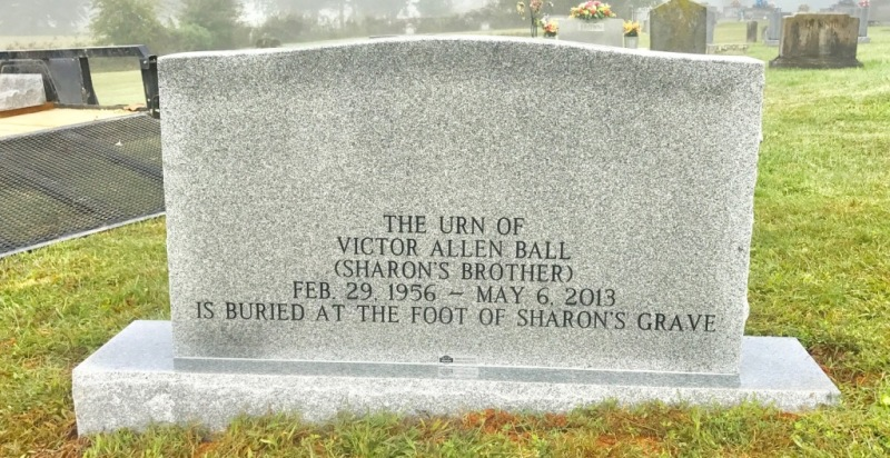 The Monument of Lonnie Nolan & Sharon L. Ball Gooch