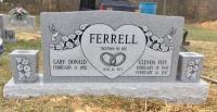 The Monument of Gary Donald & Glenda Faye Ferrell